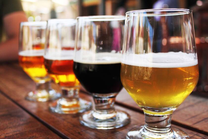 Get ready to taste a variety of beers at this craft beer, holiday cheer-themed festival (Courtesy photo)