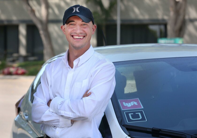 """A conversational sea change is happening between riders and drivers. """"People were constantly asking about the new tipping policy,"""" said Uber driver Bill Tesauro of his first weekend making pickups and drop-offs following news of the settlement."""
