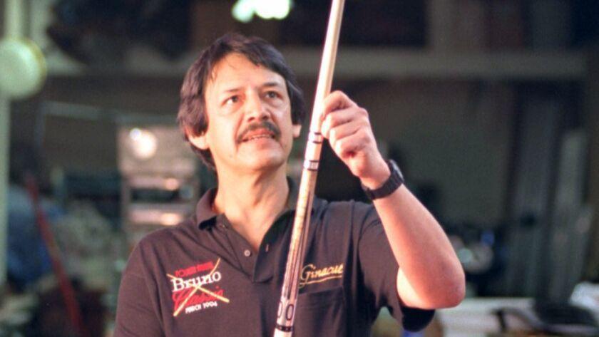 Ernie Gutierrez, shown in a 1994 file photo.