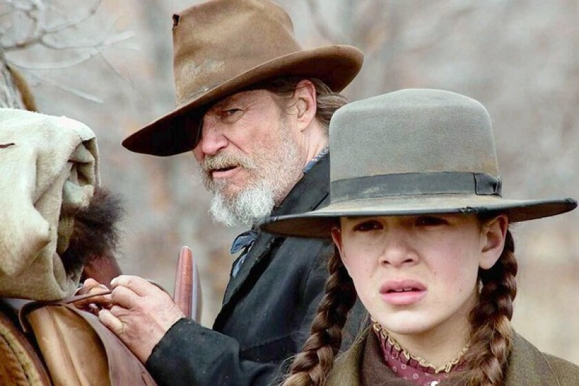 Reel Critics: 'True Grit' a truly great movie - Los Angeles Times