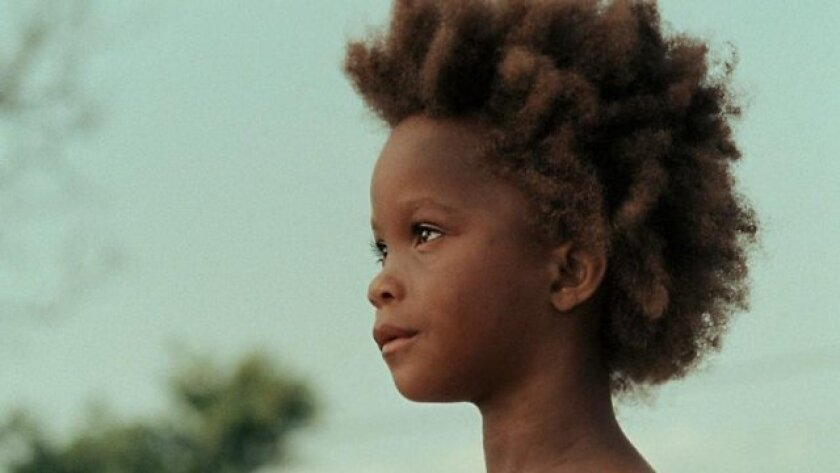 """Quvenzhané Wallis stars in """"Beasts of the Southern Wild."""""""