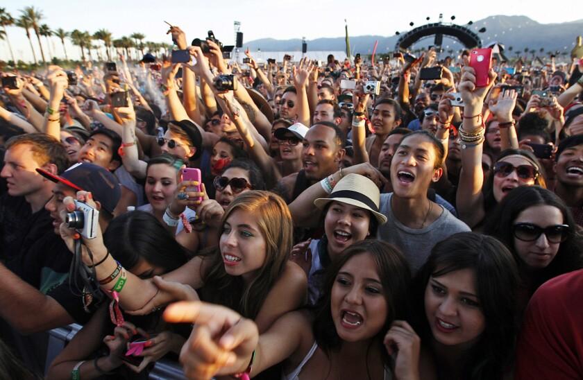 Coachella festival is here