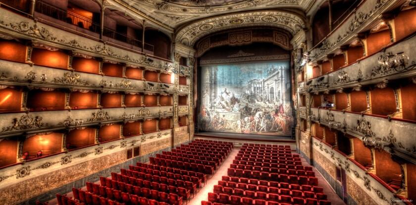 Teatro della Pergola in Florence, Italy