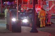 Woman ejected and seriously injured after DUI driver runs red light