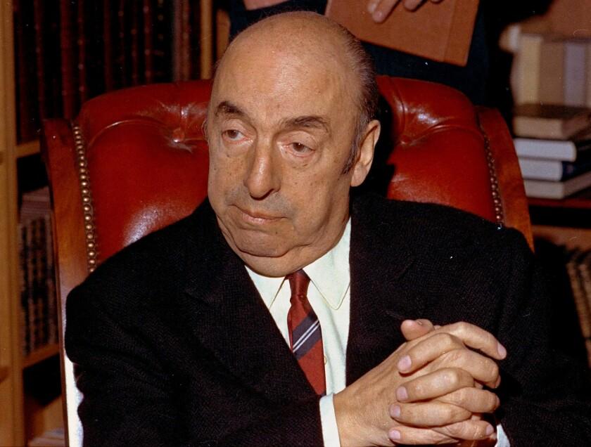Poet Pablo Neruda's remains to be exhumed, autopsied