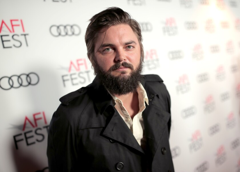 A 2017 photo of Nick Thune at AFI FEST presented by Audi