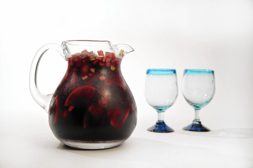 sangria for summer