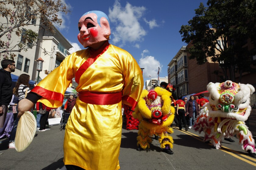 where to celebrate lunar new year in san diego the san diego union tribune celebrate lunar new year in san diego