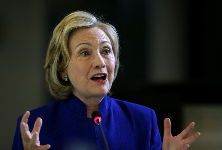 Hillary Clinton is set to headline a big Iowa political barbecue, along with her husband, marking her first return to the key political state since 2008.