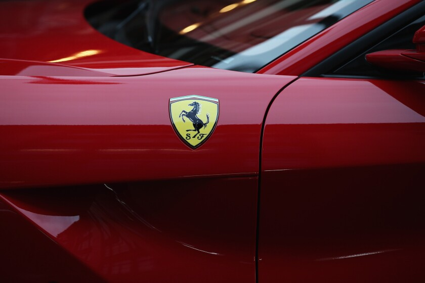 Did you know that buying a Ferrari can get you into financial trouble?