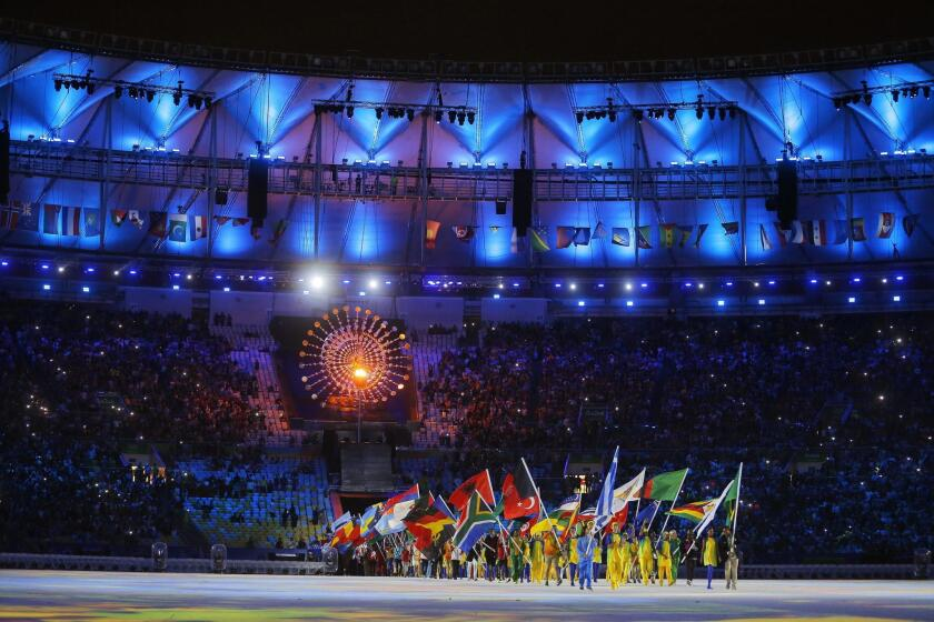 Olympic Games 2016 Closing Ceremony
