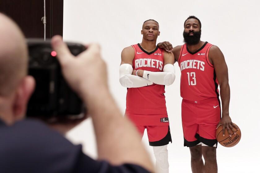 Rockets Media Basketball