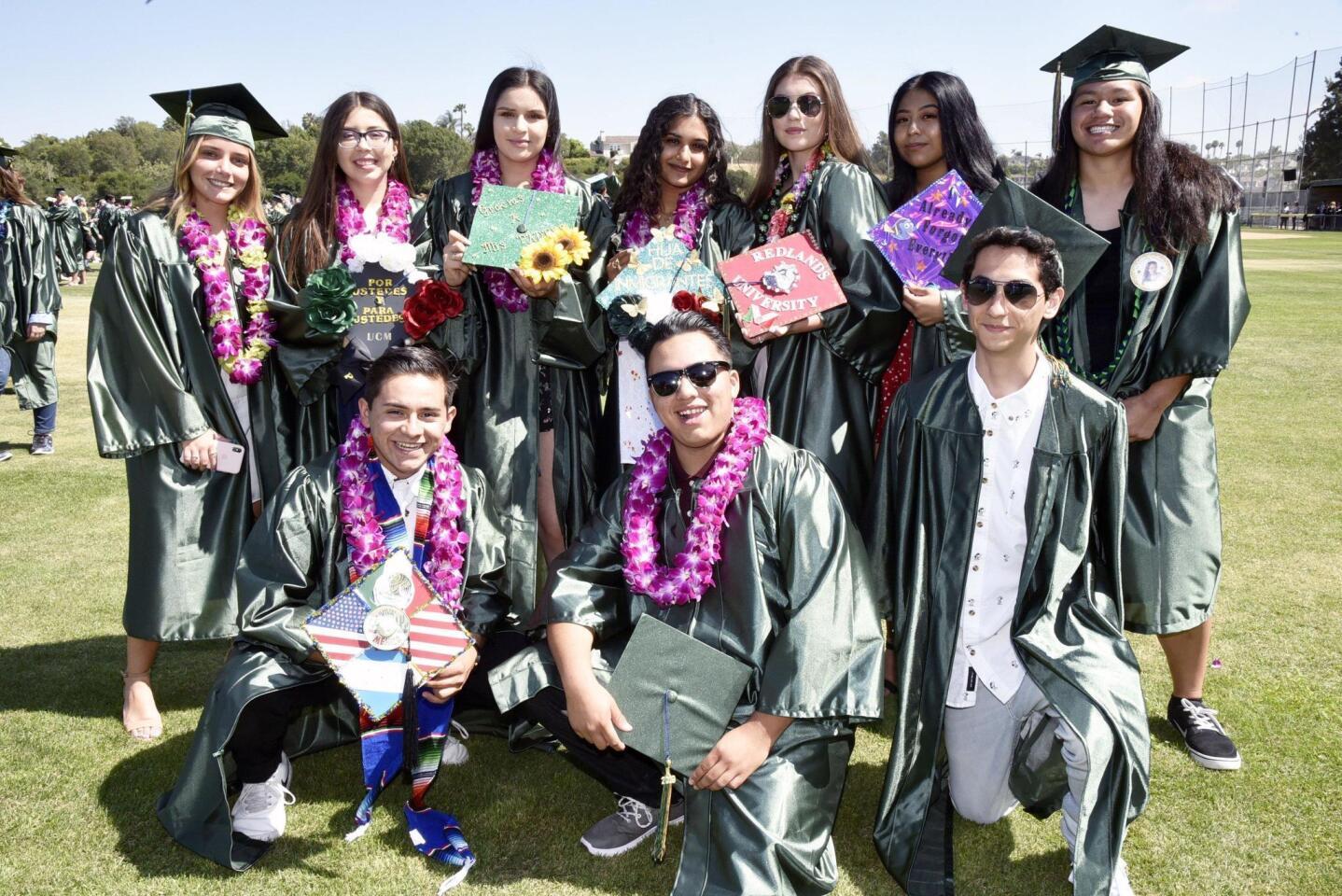 2019 LCC graduates