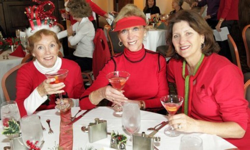 Janice Cannon, Patti Dahlgaard, Helen DiZio