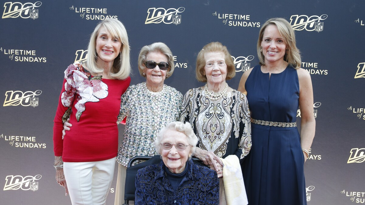 'Fab Four' female team owners the subject of NFL documentary