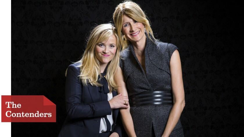 """Reese Witherspoon and Laura Dern talk about their """"Wild"""" roles"""