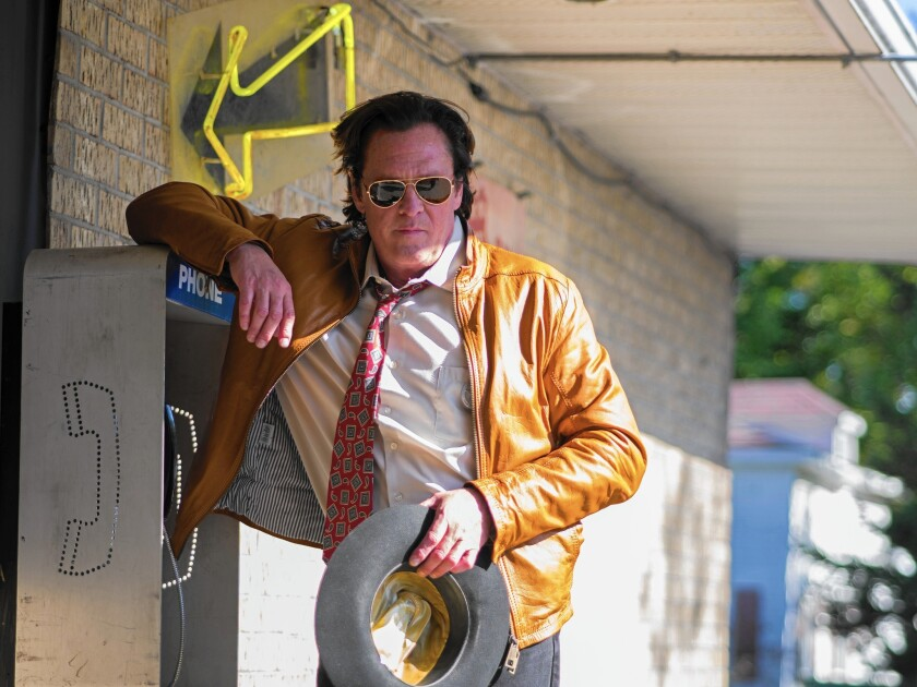 Michael Madsen plays a Texas Ranger in Investigation Discovery's 'Real Detectives'