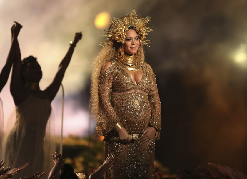 Beyonce, who is pregnant with twins, will not perform at Coachella this year, but will headline the festival in 2018. (Matt Sayles/Invision/AP, File)