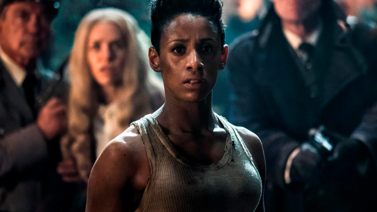 Review: Reviews: Dinosaur-riding Nazis in 'Iron Sky, The Coming Race' and more