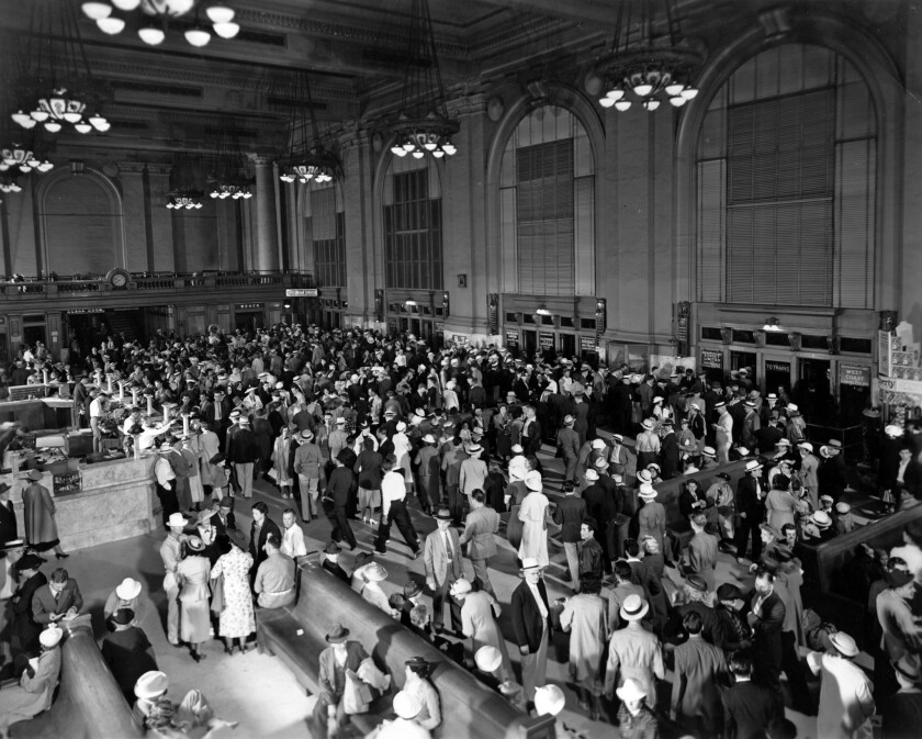 Los Angeles Central Station