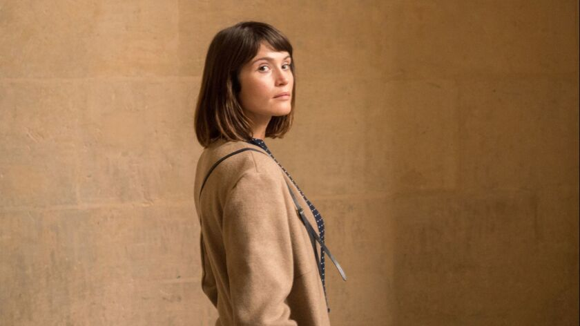 "Gemma Arterton in the movie ""The Escape."""