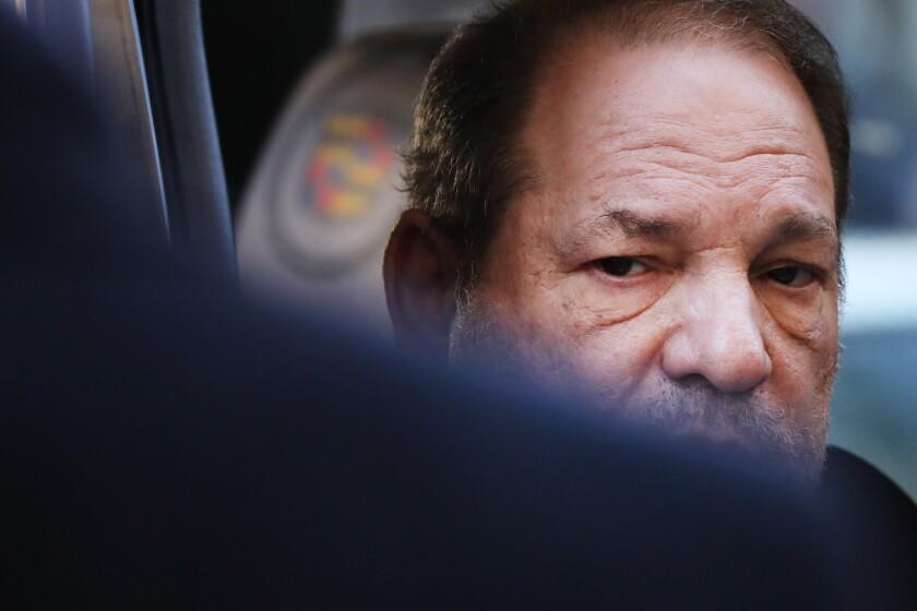 *** BESTPIX *** Jury Deliberations Continue In Harvey Weinstein Rape And Assault Trial