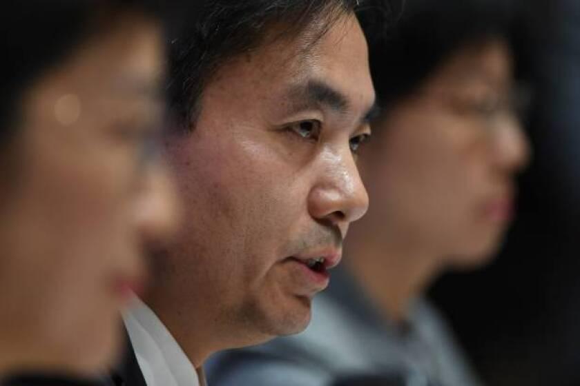 CHINA-HONG KONG-POLITICS