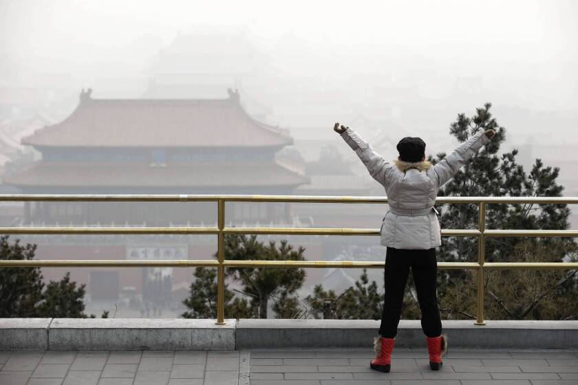 China hit by extreme air pollution