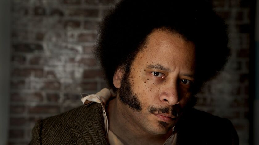 LOS ANGELES, CA., JANUARY 12, 2018-- Musician Boots Riley has written and directed his first featur