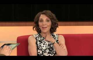 'Great News' star Andrea Martin's come a long way from playing a chicken on 'Captain Kangaroo'