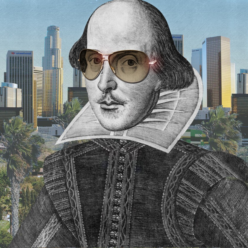 William Shakespeare's pipes show marijuana residue, a scientist says.