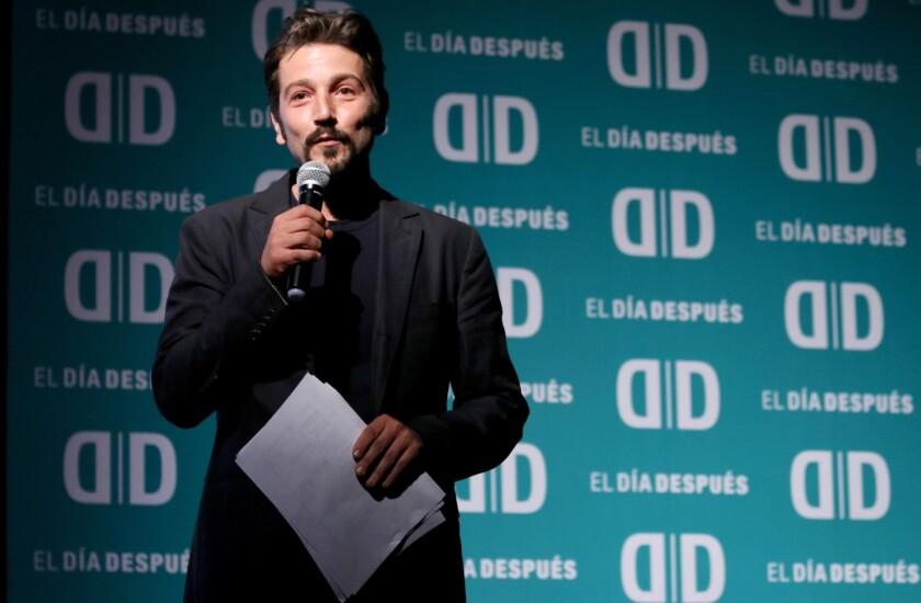 """Diego Luna prepara """"Todo va a estar bien"""", una serie creada, dirigida y producida por él mismo"""