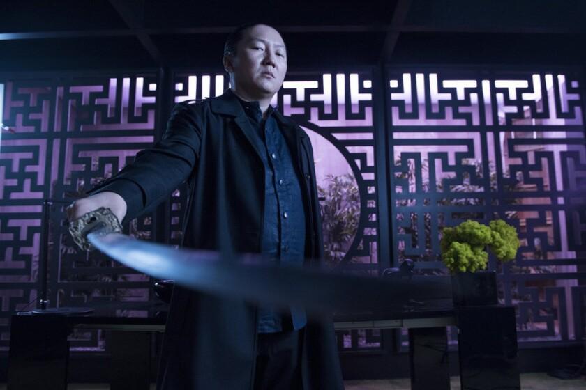 Masi Oka as Hiro Nakamura in 'Heroes Reborn'