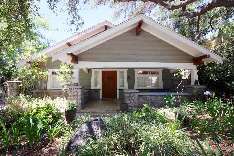 Glendale Craftsman Home Tour