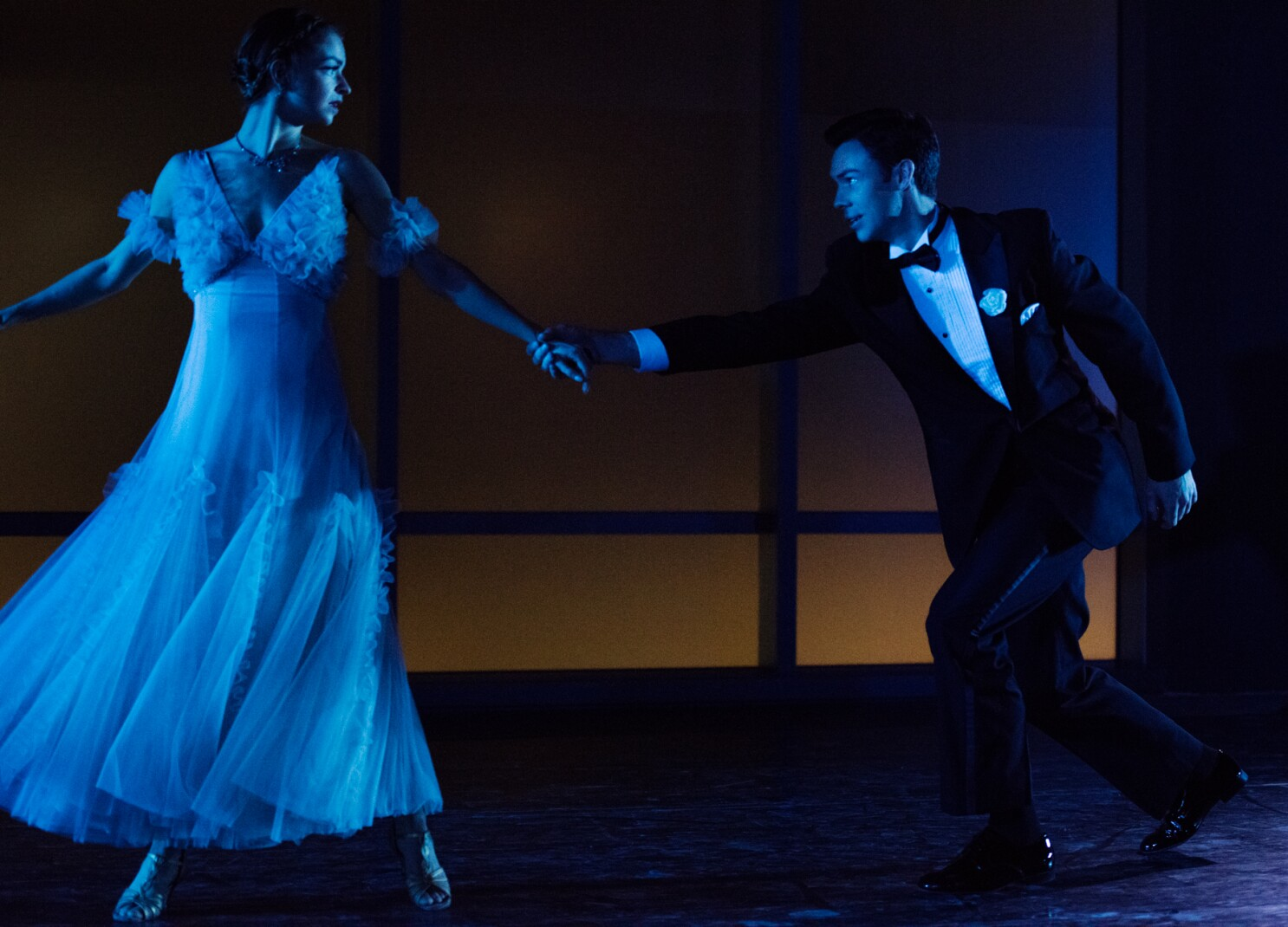 Dance Like Fred Astaire One Ballet Pro S Complicated Quest Los Angeles Times
