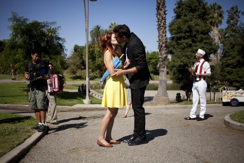 'Hopscotch' mobile opera extends its L.A. run