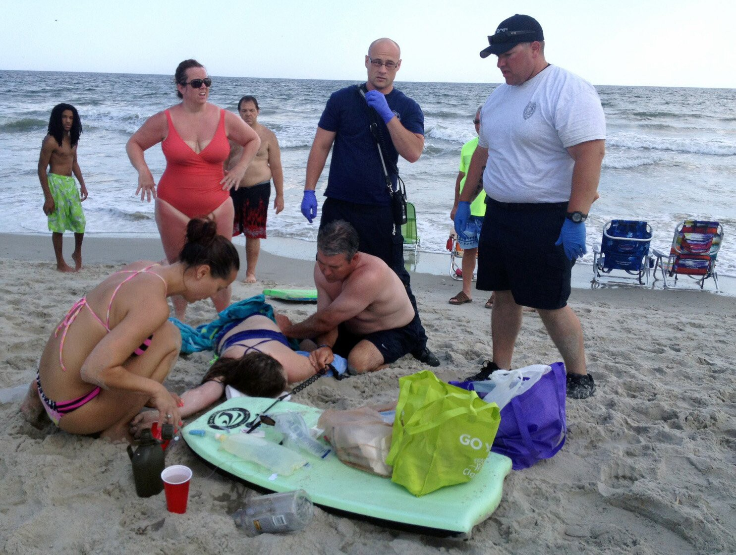 Recent Spike In Shark Attacks Reported Off Carolinas Coast Los Angeles Times