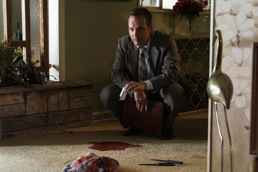 "Peter Sarsgaard in ""Interrogation"" on CBS All Access"