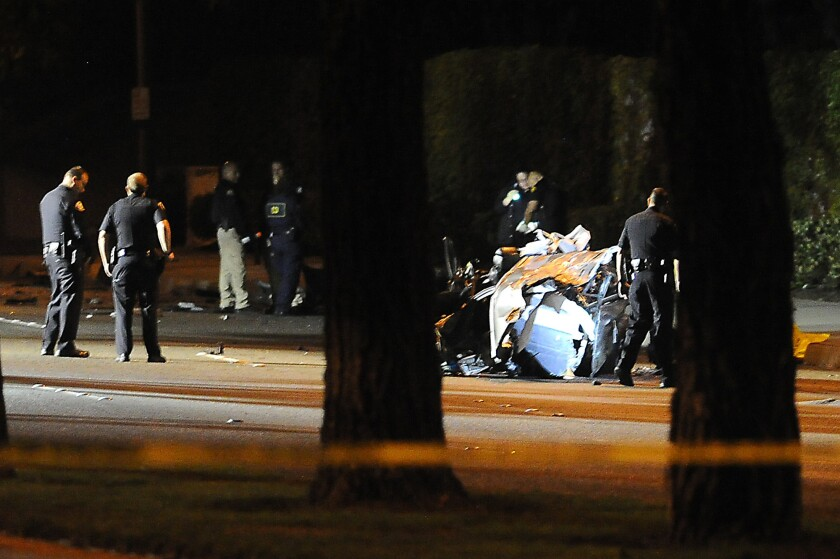 5 killed in fiery Newport Beach crash