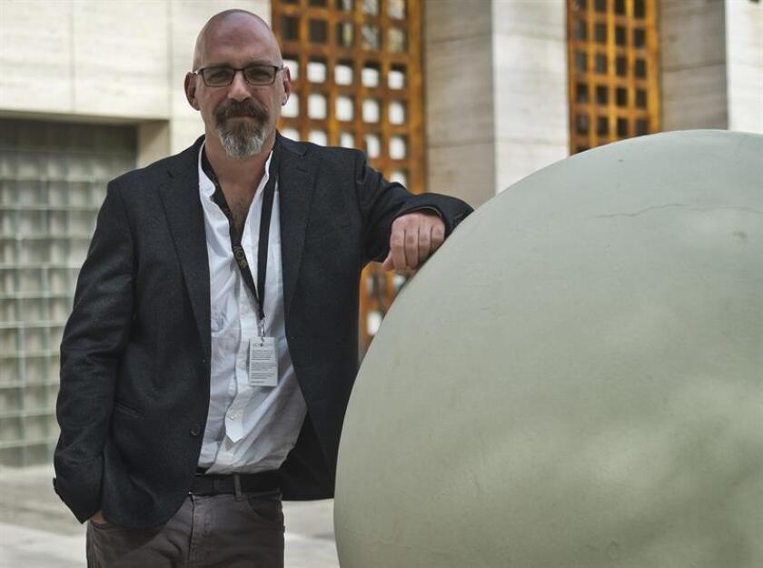 El director mexicano Sebastián del Amo. EFE/Archivo