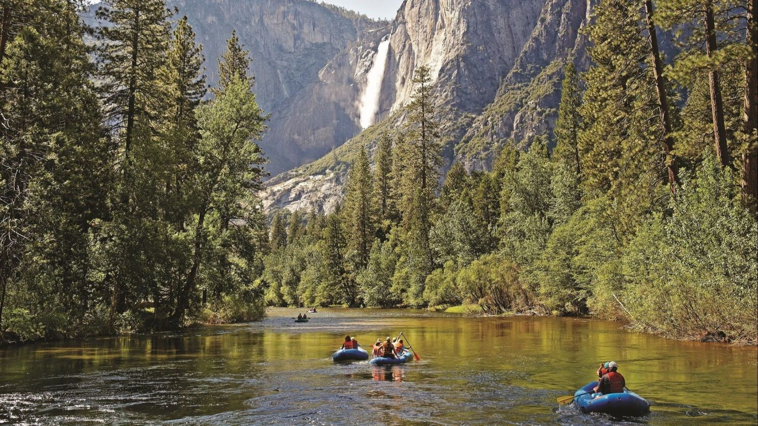 Here are five float-friendly rivers perfect for a long and lazy afternoon -  Los Angeles Times