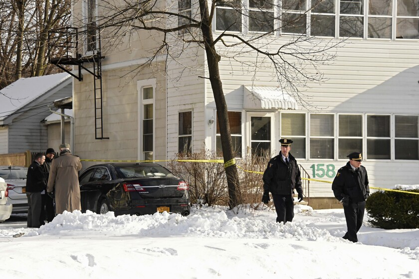 Four dead in home