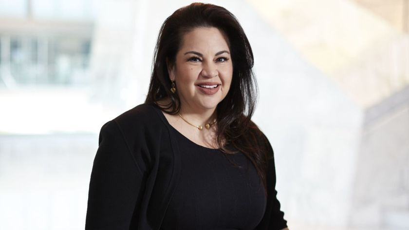 Christy Haubegger is executive vice president and chief enterprise inclusion officer at WarnerMedia.