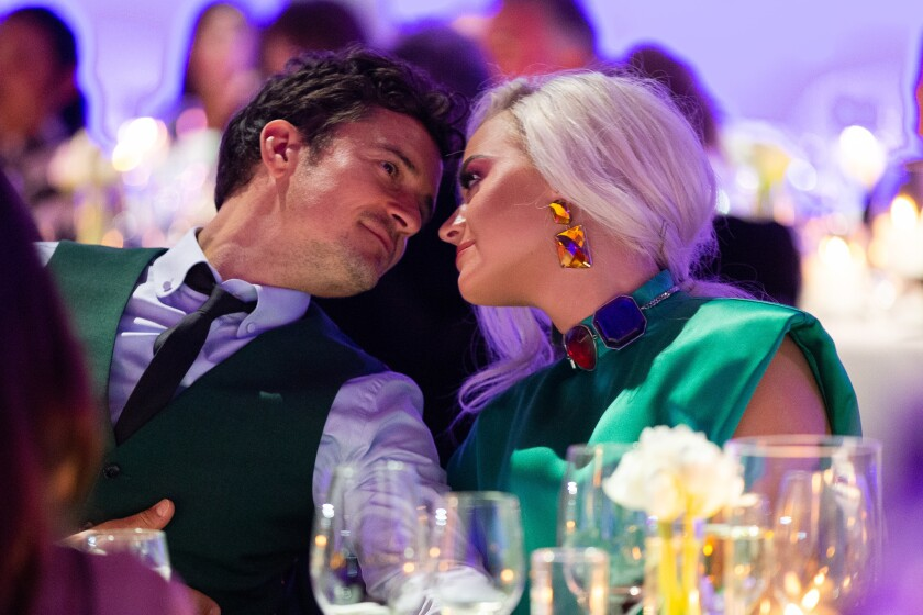 Orlando Bloom and Katy Perry reunited at the end of 2018 and have since gotten engaged.
