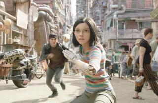 'Alita: Battle Angel' review by Kenneth Turan