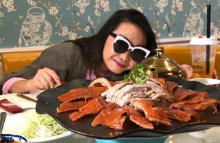 'The Farewell' director Lulu Wang's SGV food crawl hot takes