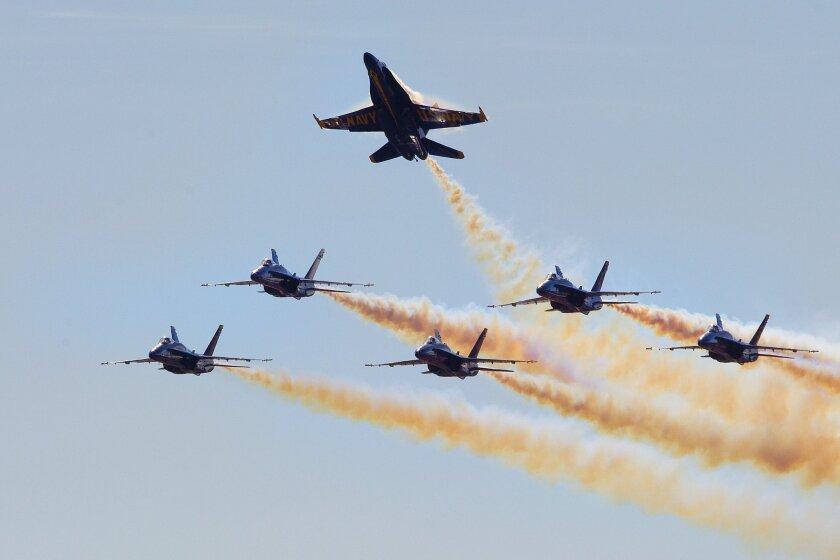 Navy Blue Angels return