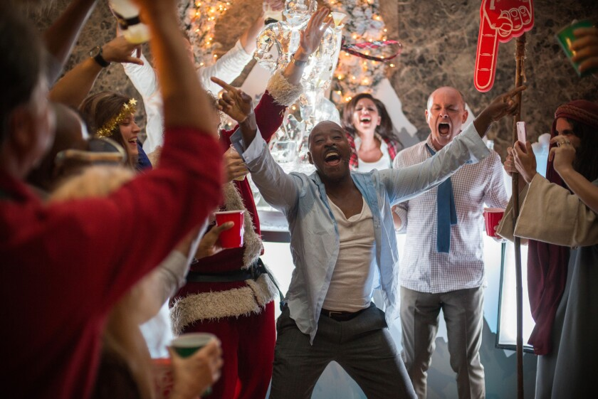 Office Christmas Party.The Office Christmas Party Directors Reveal How To Throw A