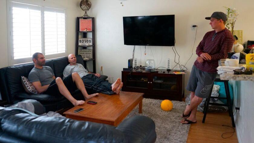 Short-term rental in Mission Beach