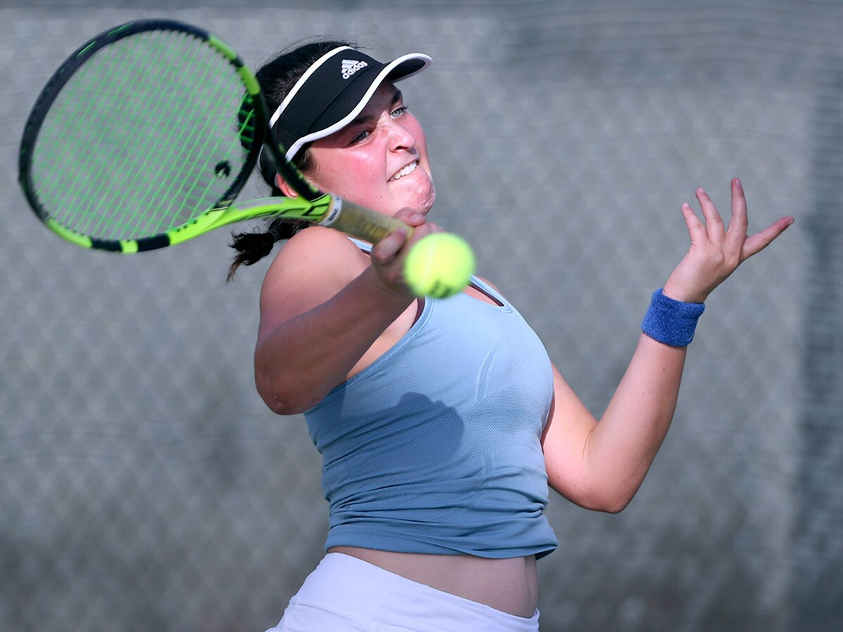 Photo Gallery: CIF Southern Section Individuals tournament round of 32
